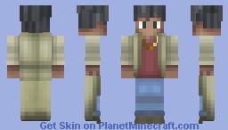 The Arms Dealer | Terraria Minecraft Skin