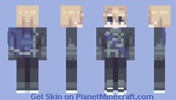 [ `` The Boar Prince `` ] Minecraft Skin