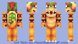 Bowser [Mega Mario Madness] Minecraft Skin