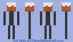 The Cake is not a lie but alive! xD Minecraft Skin