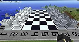 Chess Board Minecraft Map & Project