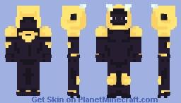 the diver Minecraft Skin