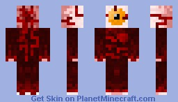 Nether Watchman Minecraft Skin