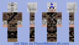 Elderscrolls IV: The Gray Fox Minecraft