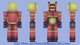 Bernardo the Hermit Minecraft Skin
