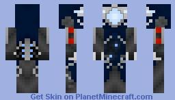 Legion (Mass Effect) Minecraft Skin