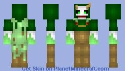 The Lich (Adventure Time) Minecraft Skin