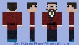 The Major Minecraft Skin