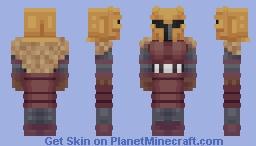 The Mandalorian - The Armourer Minecraft Skin