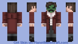 The Masker (Revamped) Minecraft Skin