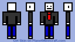 Pixel Man -Colored