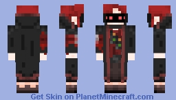 HUNTERS - The Poisonous Spider Minecraft Skin
