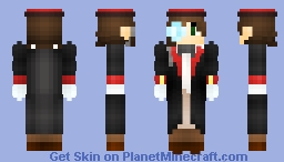 The Right Opinion! [ TRO / James ] Minecraft Skin