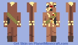 The Royal Tart Torter / Adventure Time - Request Minecraft Skin