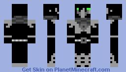 The Unkown Minecraft Skin