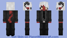 TheBlackCats' skin request Minecraft Skin