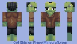 Franky Minecraft Skin