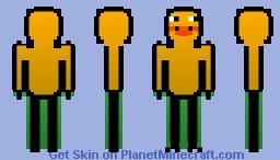 That One Duck Minecraft Skin