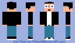 TheFantasio974 skin Minecraft Skin