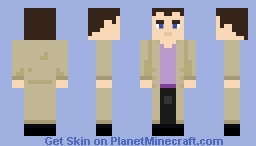 The Ninth Doctor - The Forgotten Minecraft Skin