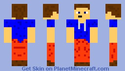 the guy guy Minecraft Skin
