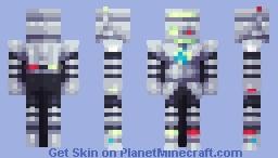 legend . moltenoni Minecraft Skin