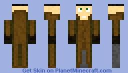 the mad man Minecraft Skin