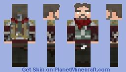 Cobb Vanth   The Marshal   Mando S2   Helmetless Minecraft Skin