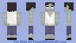 Andy the Undead Adventurer Minecraft Skin