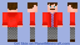Theodore Twombly (her) Minecraft Skin