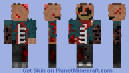 JuSt nEeD sMiLe :) Minecraft Skin
