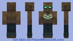 ShadowMan Minecraft Skin