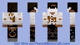 Alphonse The Survivor (contest) Minecraft Skin