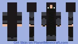 Human Thief [Guild Wars 2] Minecraft Skin