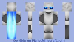 CyberPunk Robot (Contest) Minecraft Skin
