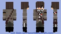 Fentho Russia Minecraft Skin