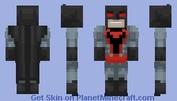 Batman (Thomas Wayne) | Earth Two Minecraft Skin