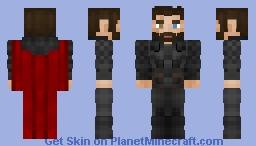 Thor | MCU | Infinity War🪓 Minecraft Skin