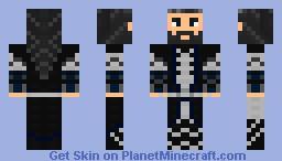 Thorin Oakenshield (The Hobbit) Minecraft Skin
