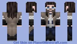 Thorin (The Hobbit) Minecraft Skin
