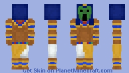 Thoth - Aztecs and Egyptians Skin Contest Minecraft Skin