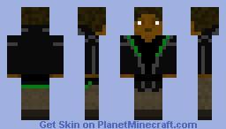 Thresh (District 11) Minecraft Skin