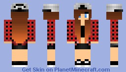 My twin skin ♥ Minecraft Skin