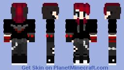 ☻MCR HOODIE☻ Minecraft Skin