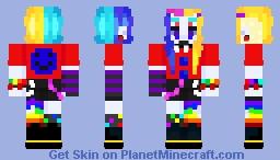 ☺HONK HONK☺ Minecraft Skin