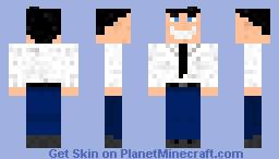My skin-Timmy's Turner dad Minecraft Skin