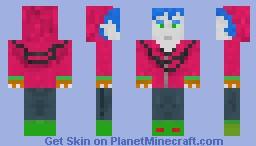Tiresh - My very first Skin! Minecraft Skin