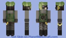 *+Burger Buddy+* > THE REMAKE Minecraft Skin