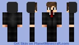 CorazonGaming Skins Minecraft Skin