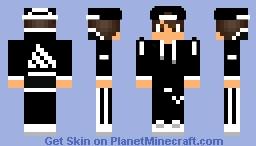 Adidas Minecraft Skin